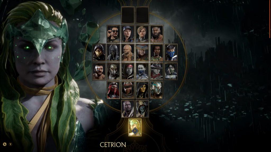 De kunngjorte karakterene til Mortal Kombat 11 så langt. To mangler.