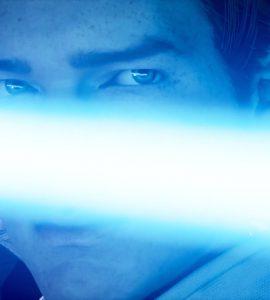 Skjermbilde fra spillet Star Wars Jedi: Fallen Order. Utviklet av Respawn Entertainment, utgitt av Electronic Arts.