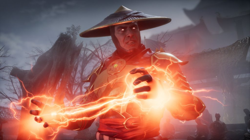 Skjermbilde fra spillet Mortal Kombat 11 til PlayStation 4, Xbox One, PC og Nintendo Switch.