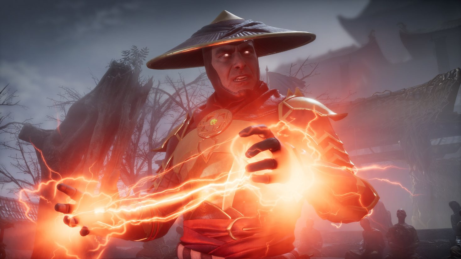 Skjermbilde fra spillet Mortal Kombat 11 til PlayStation 4, Xbox One, PC og Nintendo Switch.