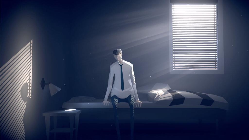 Bilde fra Mosaic, et indiespill fra Krillbite Studios.